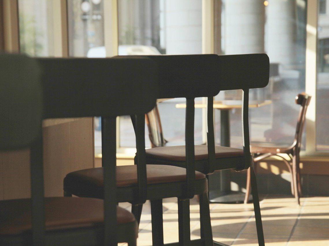 chair, bar, retro